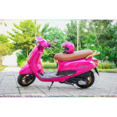 Sơn xe máy Attila - Hồng Cánh Sen