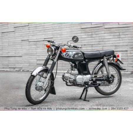 Sơn xe máy 67 - Zin